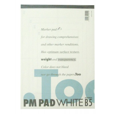 Too PM Pad (Copic Pad) B5