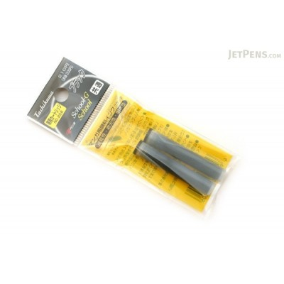 Tachikawa Comic Nib Fountain Pen School G Model Black 0.2 - 0.5mm Refill