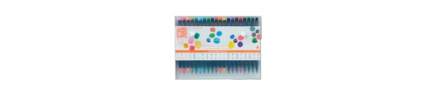 Akashiya Sai Watercolor Brushes