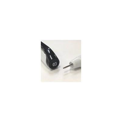 Deleter Neopiko Line 3 Black 0.3mm
