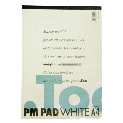 Too PM Pad (Copic Pad) A4