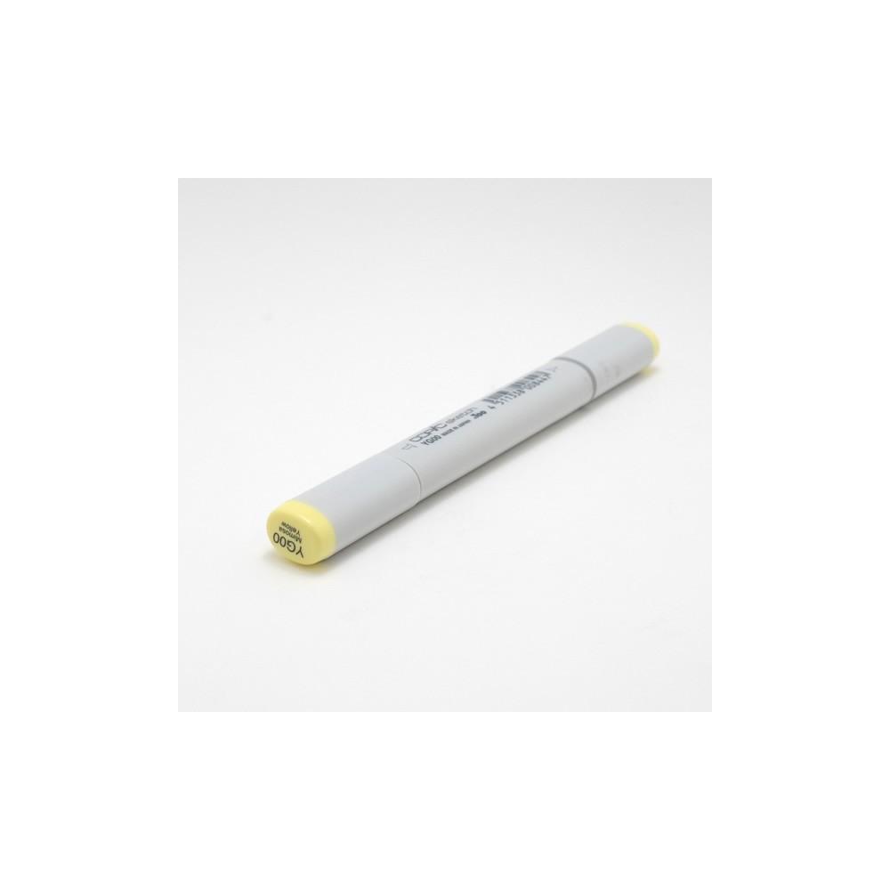 YG00 Mimosa Yellow