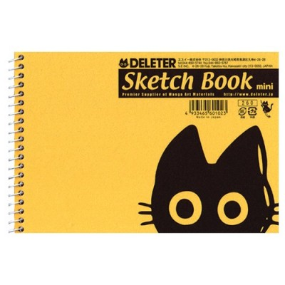 Deleter Sketchbook Mini B6