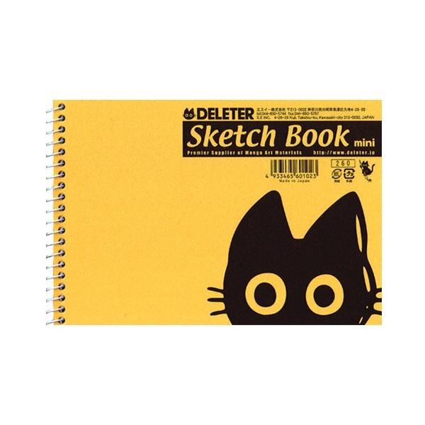Deleter Sketchbook Mini B6