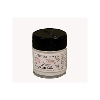 Nicker White Ink 30ml