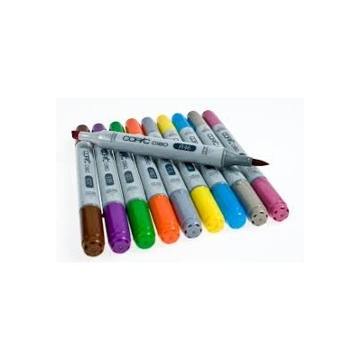 PRE-ORDER Copic Ciao Set of 12