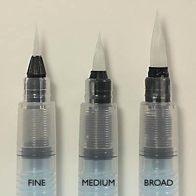 Pentel Aquash Brush Medium
