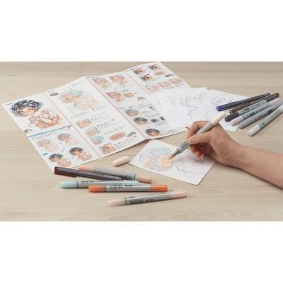 Copic Ciao Kawana Suzu Selection Set Limited Edition