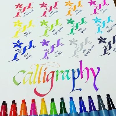 ZIG Kuretake Calligraphy II...