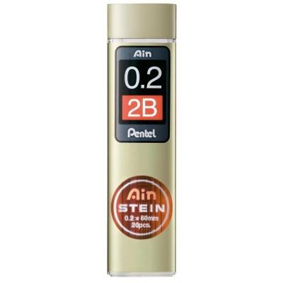 Pentel Ain Stein 0.2mm 2B...