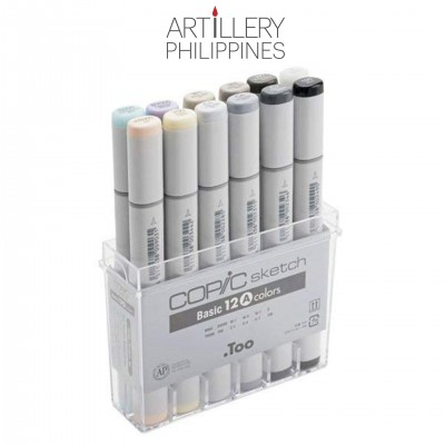 Copic Sketch Marker Basic...
