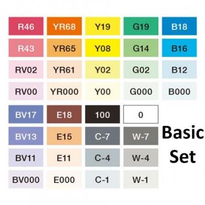 Copic Sketch Marker Basic...