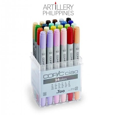 Copic Ciao Marker Basic Set...