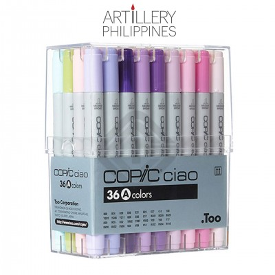 Copic Ciao Marker Set of 36 A