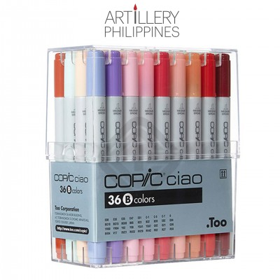 Copic Ciao Marker Set of 36 B