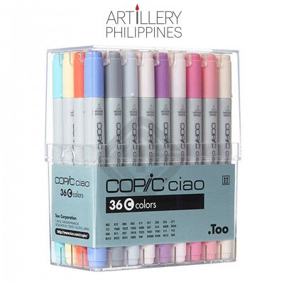 Copic Ciao Marker Set of 36 C