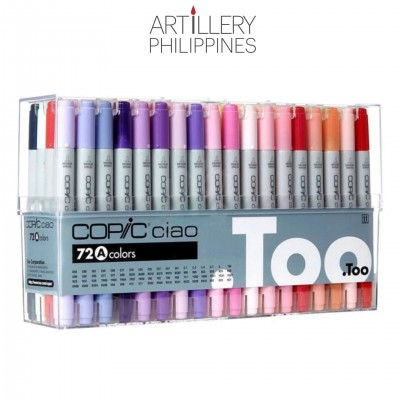 Copic Ciao Marker Set of 72 A