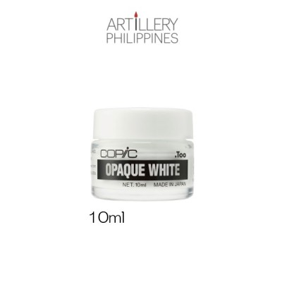 Copic Opaque White 10mL