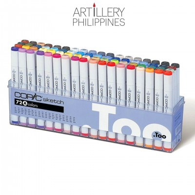 Copic Sketch Marker Set of...