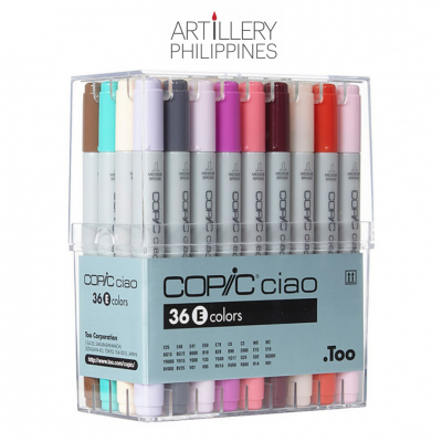 Copic Ciao Marker Set of 36 E