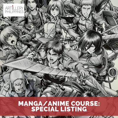 Manga/Anime Course: Special...
