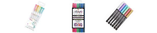 Calligraphy Brushes Sets - Artillery Philippines